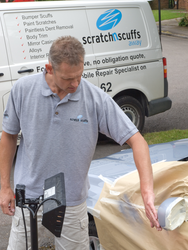 BODYWORK REPAIRS - Mobile Car Body Repairs, Car Scratch